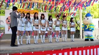 5月5日に園田競馬場で行われた、新生SKNフラッシュ8初お披露目トークシ...
