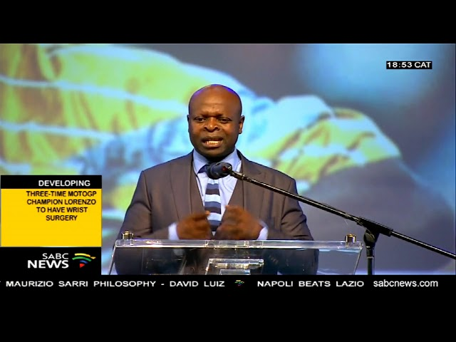 Scores of mourners pay tribute to Phil Masinga