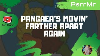 Pangaea's Moving Farther Apart Again Song thumbnail