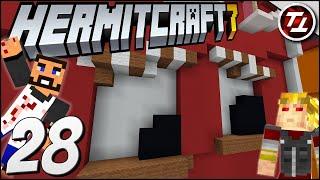 The Paranoid Building - Hermitcraft Season 7: #28