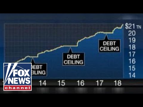 Dubious milestone: US national debt exceeds $21 trillion