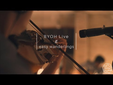 BYOH Live | Easy Wanderlings - Ode To A Bristlecone (Live At Gray Spark Audio)