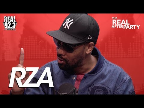 RZA Talks New Wu-Tang Album 'The Saga Continues', Martin Shkreli & More!