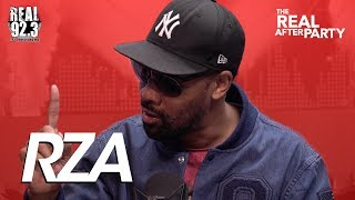 RZA Talks New Wu-Tang Album 'The Saga Continues', Martin Shkreli & More!