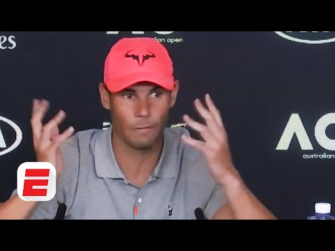 'I don't care about 20 Grand Slam titles' - Rafael Nadal | Australian Open