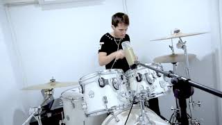 Steve Aoki Why are we so broken Feat. Blink-182 Drum cover