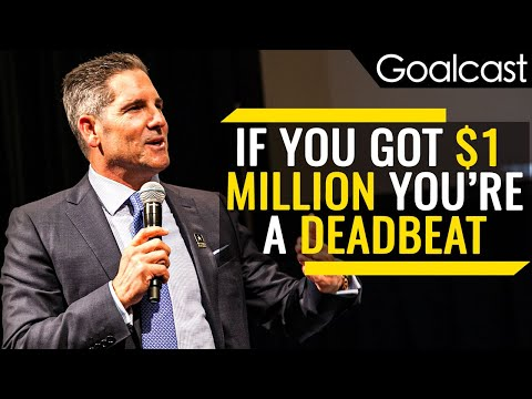 How Long Would $1 Million Dollars Last You? | Grant Cardone | Goalcast