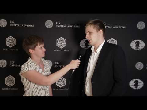 Round 5. Interview with Rapport