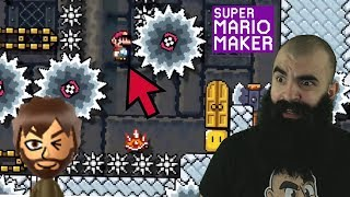 The Wall [The Final Mario Maker 1 Level from Ryukahr]