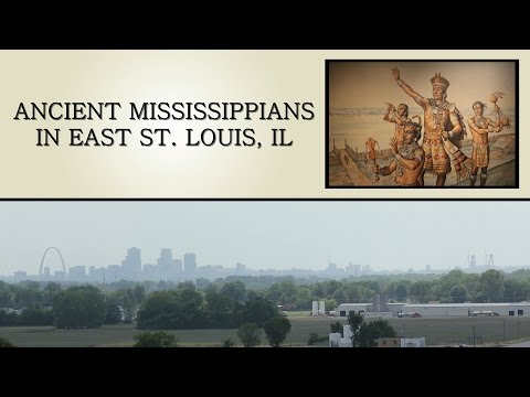 Ancient Mississippians in East St. Louis, Illinois