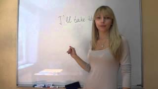 Разговорные фразы на английском на каждый день Часть 7  Видео уроки Евгении Кудаковой