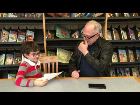 Interview with William Joyce