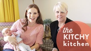 Meet My Baby! My Birth Story // Up Close with Claire