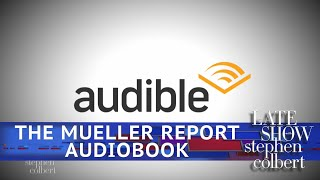 The Mueller Report Audiobook