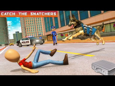 Stickman Police Dog For Pc - Download For Windows 7,10 and Mac