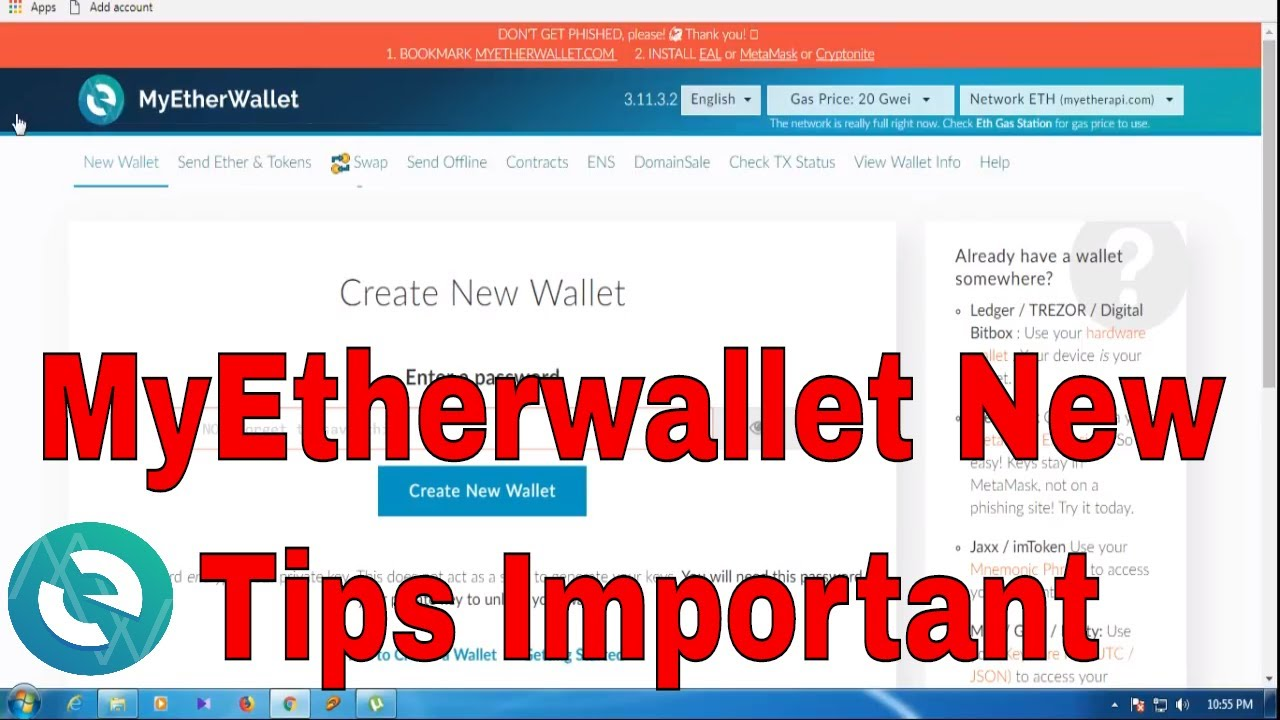 My Etherwallet