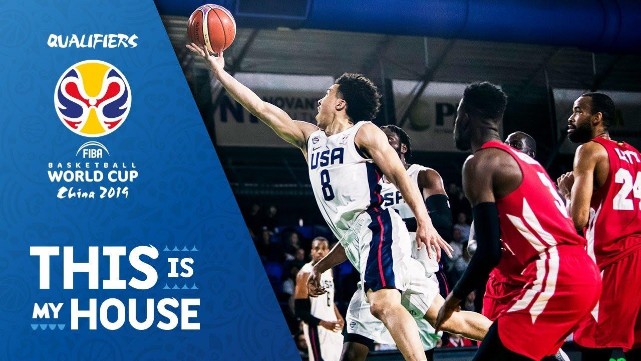 United States v Panama - Full Game - FIBA Basketball World Cup 2019