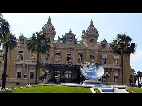 Casino de Monte Carlo et Port Hercule de Monaco HD