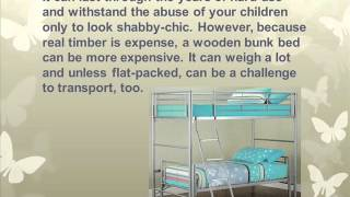 Bunk Beds For Kids | Bedroom Furnitures