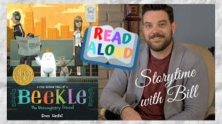 "Read Aloud Children's Book: ""The Adventures of Beekle: The Unimaginary Friend"""