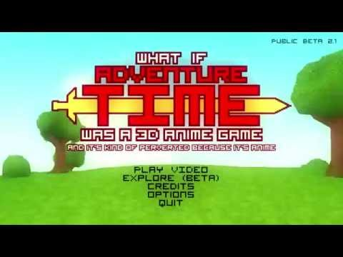 If Adventure Time was an Anime Walkthrough How to beat game and hidden secrets