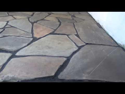 Как обложить печь камин камнем заключительная часть-4
