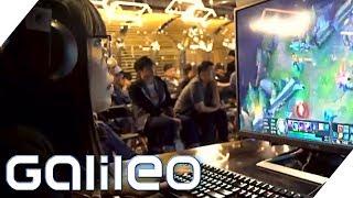 Zocken für die Karriere - Erwachsen werden in Taiwan   Galileo   ProSieben