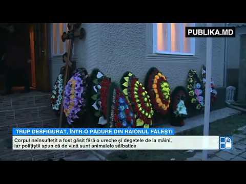 DESCOPERIRE MACABRĂ la Fălești! Un bărbat a fost găsit mort și cu trupul desfigurat