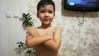 Урок каратэ для детей. «Как нужно драться детям».