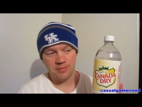 Reed Reviews - Canada Dry Diet Tonic Water