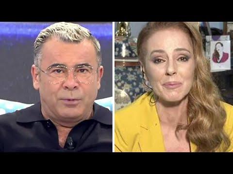 TERRIBLE COMUNICADO de Rocío Carrasco , Jorge Javier Vázquez y Carlota Corredera del EPISODIO FINAL