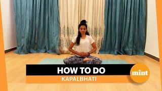 Kapalbhati for beginners