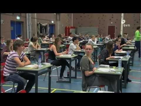NOS Journaal 14-05-2012 SSGN Examen item