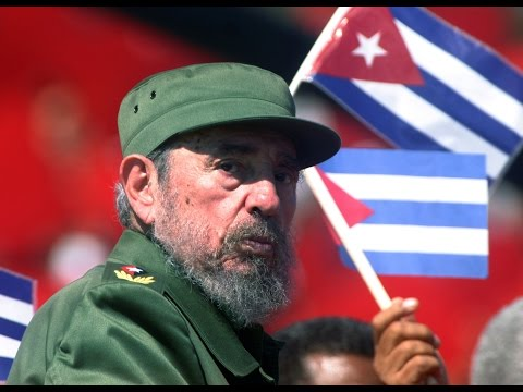 State funeral for Cuban former leader Fidel Castro