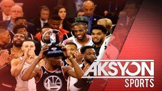 Kevin Durant, MVP ng 2019 NBA All-Star Game