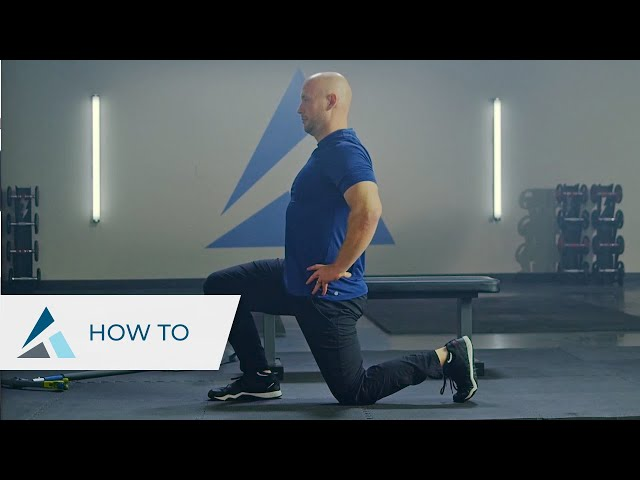 Stretches for Hip Pain & Sciatica
