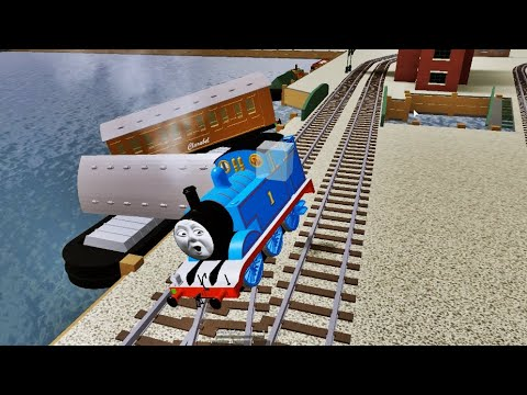 Download THOMAS AND FRIENDS Crashes Surprises Compilation Cool Beans Railway Accidents Will Happen CBR3 16