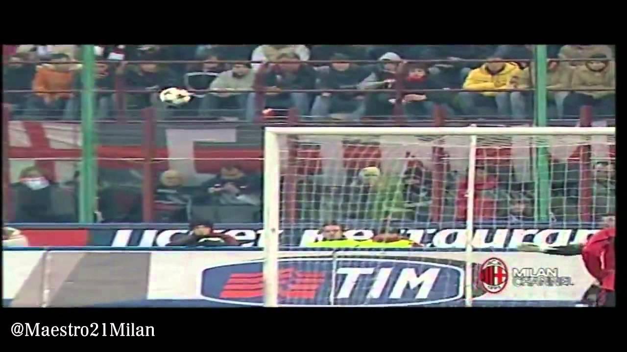 Download Sheva memories - AC Milan 2-1 Lazio 06-02-2005