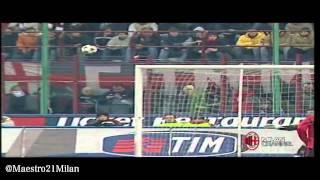 Sheva memories - AC Milan 2-1 Lazio 06-02-2005