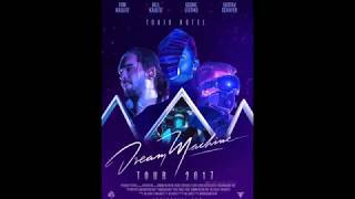 Tokio Hotel digital speed up drawing
