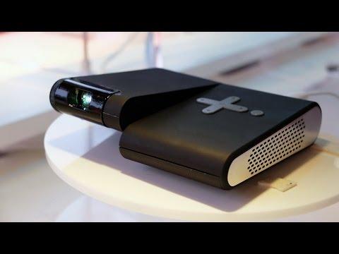 Карманный проектор Lenovo: смотри видео на экране до 110' в любом месте (preview)