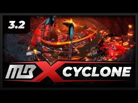 [Path of Exile] – 3.2 – Crimson Cyclone – Pure Physical / Bleeding Cyclone Slayer – Build Guide