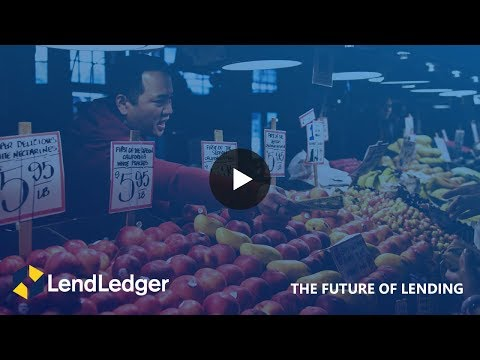 Diffusion Academy | Blockchain and Cryptocurrencies | Lend ledger at ICO Pitch Night Singapore