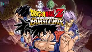Dragonball Z Burst Limit Gameplay PC | Rpcs3 0.0.5