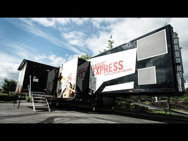 Wat is de Classic Express?