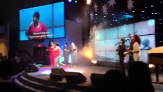 Twyla J singing Steal My Joy 12/8/12