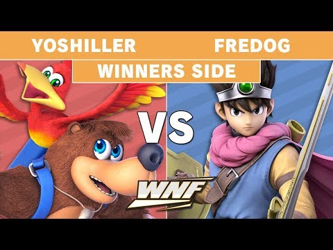 WNF 3.5 - Yoshiller (Banjo Kazooie) Vs FredOG (Hero) Winners Side - Smash Ultimate