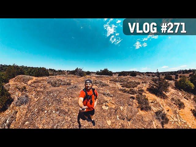 VLOG #271 / Hiking at RED ROCK CANYON / July 1, 2020