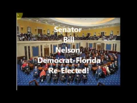 Left Turn 2012 Election Special-More States Line Up, U.S. Senator Bill Nelson is Re-Elected