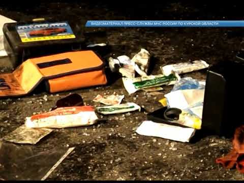 В Курске в ДТП с маршруткой погибло два человека